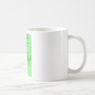 Grunge Green Background Coffee Mug
