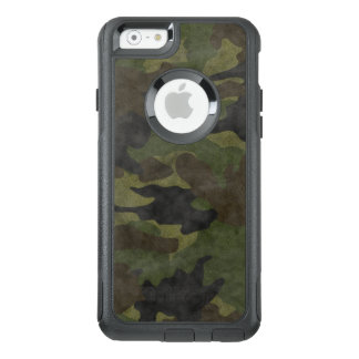 Grunge Green Camo Camouflage OtterBox iPhone 6 6S OtterBox iPhone 6/6s Case