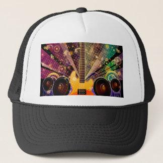 Grunge Guitar with Loudspeakers 2 Trucker Hat