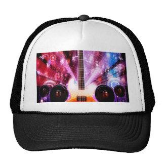 Grunge Guitar with Loudspeakers 3 Cap