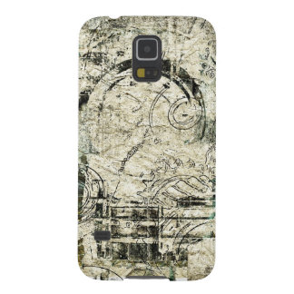 grunge industrial steampunk case for galaxy s5