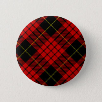 Grunge Inspired 6 Cm Round Badge