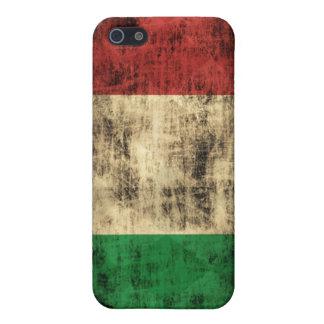 Grunge Italian Flag iPhone 5 Covers