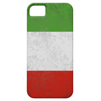 GRUNGE ITALY FLAG COVER