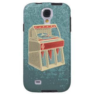 Grunge Jukebox Galaxy S4 Case