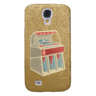 Grunge Jukebox Samsung Galaxy S4 Cover