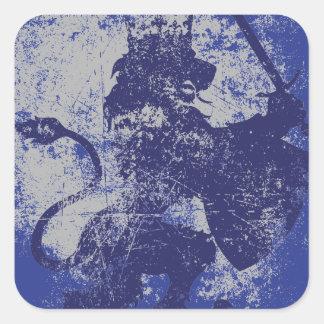 Grunge Lion King Stickers