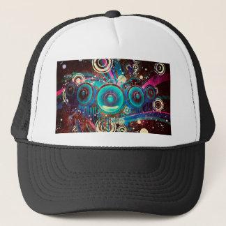 Grunge Loud Speakers 2 Trucker Hat