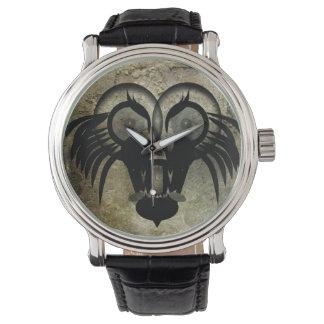 Grunge Mask Wristwatches