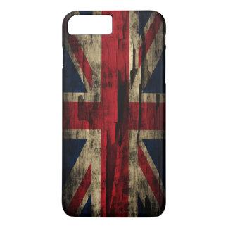 Grunge Paint United Kingdom Flag iPhone 7 Plus Case
