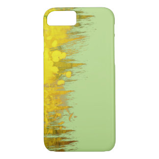 Grunge Painting Splash Design iPhone 8/7 Case