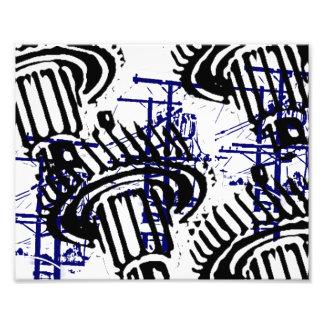 Grunge Pattern 80 Photograph