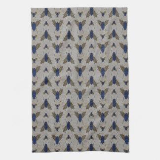 Grunge Pattern Towel