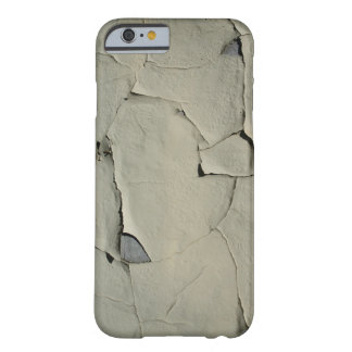 Grunge pattern with peeling paint barely there iPhone 6 case