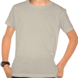 Grunge Peace Symbol Kids Organic T Shirts