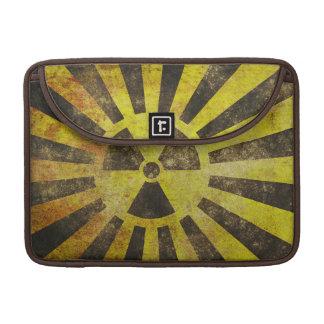 "Grunge Radioactive Rickshaw 13"" MacBook Sleeve Sleeves For MacBooks"