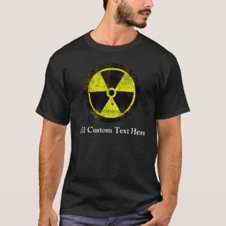 Grunge Radioactive Symbol T-Shirt