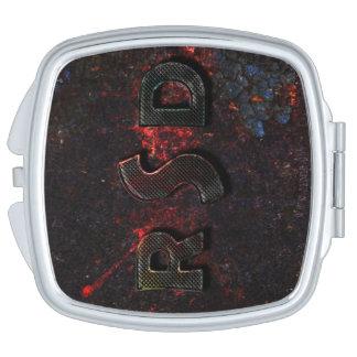 Grunge RSD Compact MIrror