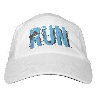 Grunge RUN Headsweats Hat Runner Gift