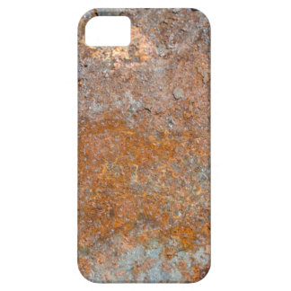 Grunge Rust Textured Background Barely There iPhone 5 Case