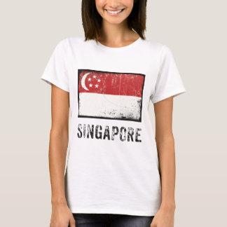 Grunge Singapore T-Shirt