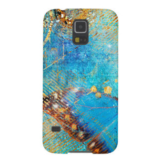 Grunge Steampunk Butterfly Abstract Design Galaxy S5 Cover