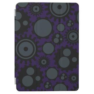 Grunge Steampunk Gears iPad Air Cover