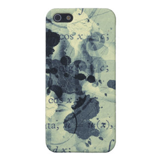 Grunge style design iPhone 5 cover