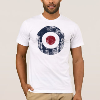 Grunge Target T-Shirt