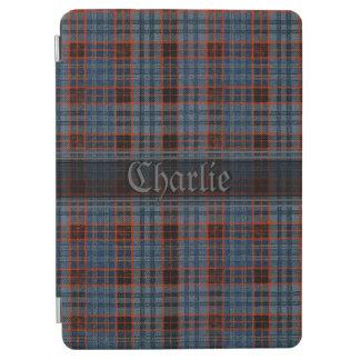 Grunge Tartan iPad Air Cover