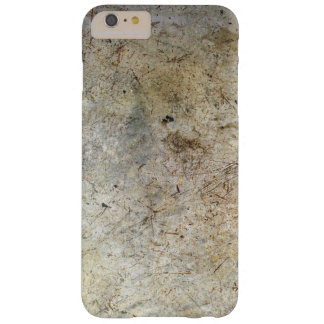 Grunge Texture Barely There iPhone 6 Plus Case