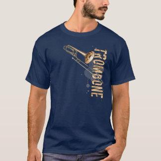Grunge Trombone T-Shirt