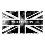 Grunge UK Business Cards