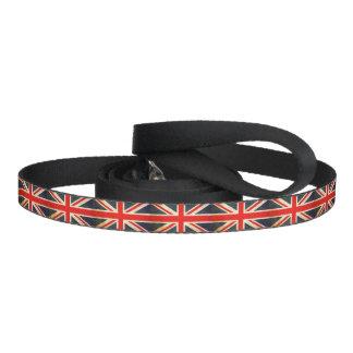 Grunge UK Flag Union Jack Dog Leash