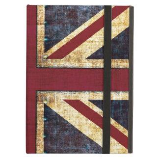 Grunge Union Jack case iPad Air Cases