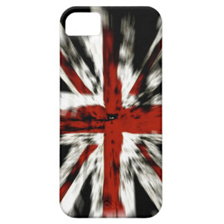 Grunge Union Jack iPhone 5 Case