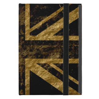 Grunge United Kingdom Flag 2 Cases For iPad Mini