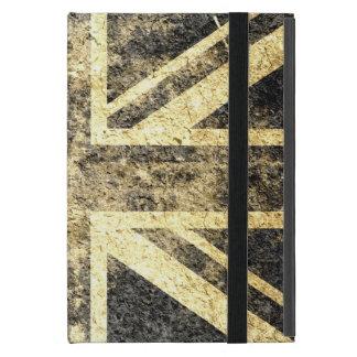 Grunge United Kingdom Flag 3 Cover For iPad Mini