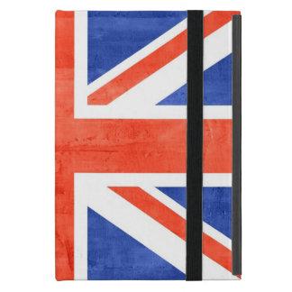 Grunge United Kingdom Flag 5 iPad Mini Cases