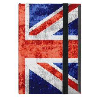 Grunge United Kingdom Flag iPad Mini Covers