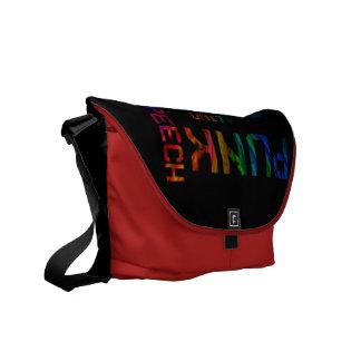 Grunge Urban messenger  Rickshaw Bag Commuter Bags
