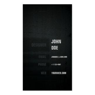 Grunge& Urban Pack Of Standard Business Cards