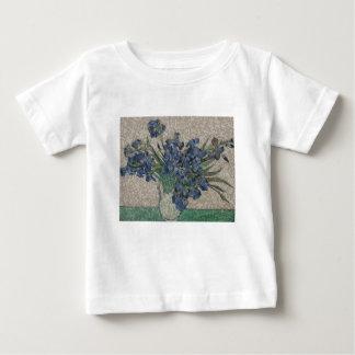 Grunge Van Gogh Baby T-Shirt
