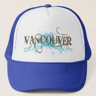 Grunge Vancouver Trucker Hat