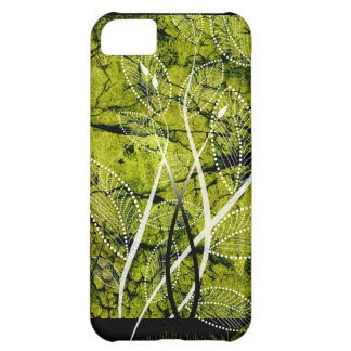 Grunge Vines Case For iPhone 5C