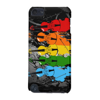 Grunge Violins iPod Case iPod Touch (5th Generation) Cases
