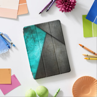 Grunge Watercolor and Metal Plate | Ipad Air Case iPad Air Cover
