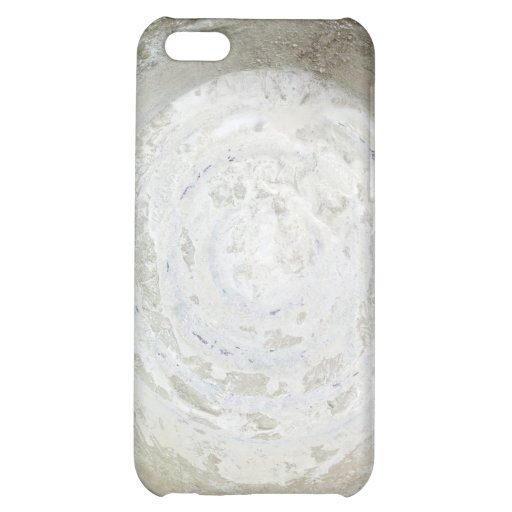 Grungy bucket on unfinished flooring iPhone 5C cases