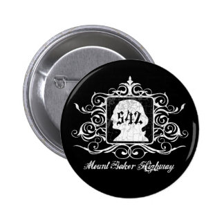 Grungy Graphic Hwy 542 Button