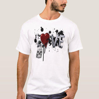 Grungy Love -  EDUN LIVE Genesis Unisex Standard T-Shirt